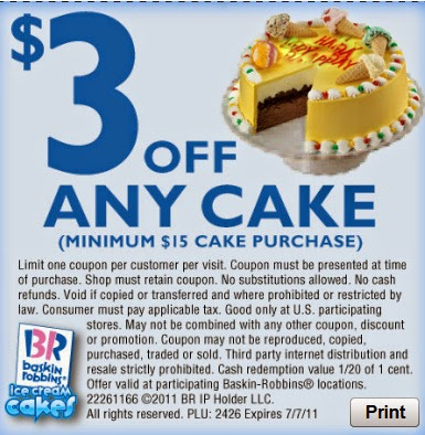 Sep 24,  · Spend over $4 at baskin robbins and get a $1 discount with coupon. Buy One Cone Get One Free Visit your local Baskin Robbins ice cream shop with this coupon and get a free oreo 'n cake ice cream cone with a cone purchase. Free Waffle Cone & 31% Off Sundaes Baskin Robbins will be celebrating national ice cream day on July/5(5).